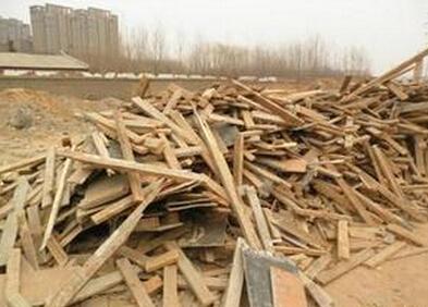 生活中的 废旧木板